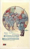 - Chromos -ref-chA490- Cafés Makli - Gastard & Fils - Colmar - Haut Rhin - Hymne Portugais - Portugal  Militaria - - Tee & Kaffee