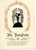 Jungfrau  Die Jungfrau Du 24 Aug Au  23 Sept....Elemont: Erde.....Voir Description - Germania