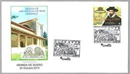 IGLESIA DE SAN NICOLAS DE BARI - SINOVAS. Aranda De Duero 2015 - Iglesias Y Catedrales