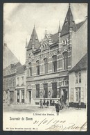 +++ CPA - Anvers - Antwerpen - Souvenir De BOOM - L'Hôtel Des Postes - Nels Série 52 N° 2    // - Boom