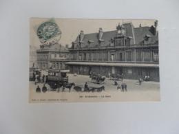 Saint-Quentin, La Gare. - Saint Quentin