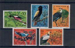 SOMALIA 1966 - FAUNA UCCELLI    - MNH ** - Somalia (1960-...)