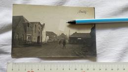 WWI BRITISH UK UNITED KINGDOM ? INCKY ARMY POSTCARD CARD POSTKARTE CARTE POSTALE PHOTO MILITARY GERMANY - Oorlog 1914-18