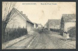 +++ CPA - Chièvres - HUISSIGNIES - Rue Du Pont Goret  // - Chièvres