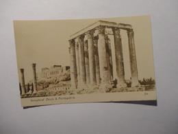 Temple Of Zeus & Akropolis (5291) - Grèce