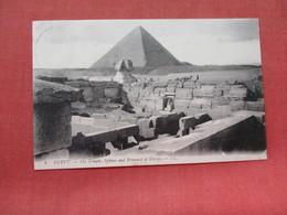 Egypt > Pyramids Sphinx     Ref 3406 - Pyramids