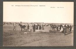 Carte P ( Mauritanie ) - Mauritanie