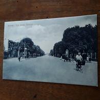 Cartolina Postale 1932, Livorno Viale Giosuè Carducci - Livorno
