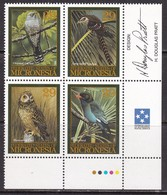 Micronesia, Fauna, Birds / 1994 - Birds