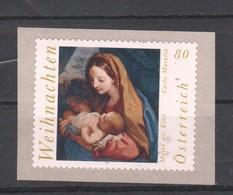 """Österreich 2017: """"Maria Mit Kind - C.Maratta"""" Postfrisch (siehe Foto/Scan) - 1945-.... 2ª República"""