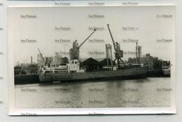 Ireland Photo Dublin SS Ramna AS Erling Mortenson Norway Dublin South Quays 1965 - Dublin