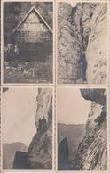 DEPT 74 -  ASCENSION DU MONT AIGUILLE DU 24/09/33  -  LOT DE 16 CARTES PHOTOS  - - 5 - 99 Postkaarten
