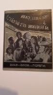PLAQUE METAL PUBLICITAIRE FILM  UNE FILLE CA VA 3... ATTENTION LES DEGATS - Plaques Publicitaires