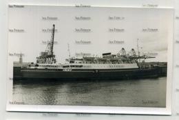 Ireland Photo Dublin SS Leinster British Irish Steam Packet Ferry  Dublin North Wall 1965 - Dublin