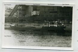 Ireland Photo Dublin SS Glenbride Alliance Dublin Consumers Gas Co Gasworks Grand Canal Dock 1965 - Dublin