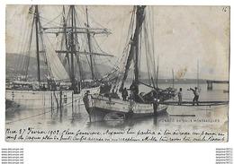 MONACO   Bateaux Monégasques   (en L'état) - Harbor