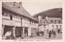 SAINT-BRIEUC LEGUE - L'ancien Grenier à Sel - Animé - TBE - Saint-Brieuc