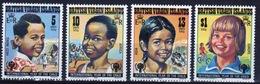 British Virgin Islands 1979 Queen Elizabeth Set Of Stamps Celebrating The Year Of The Child. - British Virgin Islands