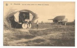 Belgisch Congo Belge Albertville Les Deux Anciens Canons De La Défense De La Kalemie CPA PK - Belgian Congo - Other