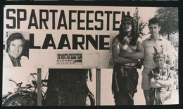 LAARNE    FOTO 1973    --  SPARTAFEESTEN  15 X 8 CM - Laarne