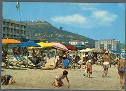 °°° Cartolina N. 59 Silvi Marina Spiaggia Viaggiata °°° - Teramo