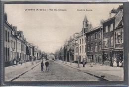 Carte Postale 62. Laventie  Rue Des Clinques  Très Beau Plan - Laventie