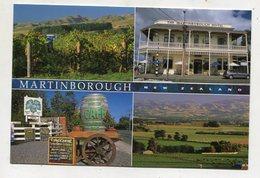 NEW ZEALAND - AK 352146 Martinborough - Nouvelle-Zélande