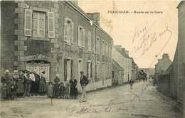 FINISTERE  PLOUIDER  Route De La Gare - Francia