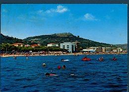 °°° Cartolina N. 63 Silvi Marina Spiaggia Viaggiata °°° - Teramo