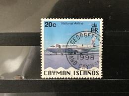 Kaaiman Eilanden / Cayman Islands - Nationale Symbolen (20) 1996 - Kaaiman Eilanden