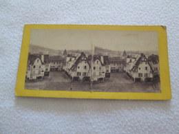 PHOTOGRAPHIE STEREOSCOPIQUE - Vue De CUSSET [cliché MESNARD 180X85 Circa 1880] - Photos