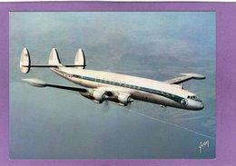 Avion SUPER G CONSTELLATION  D'Air France - 1946-....: Modern Era