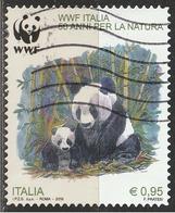 Italia 2016 - 0,95 Cent. WWF Italy - 6. 1946-.. Repubblica