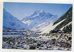 NEW ZEALAND - AK 352193 Mount Cook - Nouvelle-Zélande