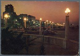 °°° Cartolina N. 69 Giulianova Lungomare-tramonto Viaggiata °°° - Teramo
