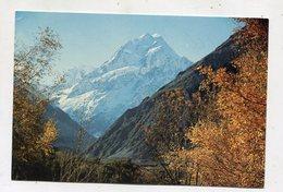 NEW ZEALAND - AK 352194 Mount Cook - Nouvelle-Zélande
