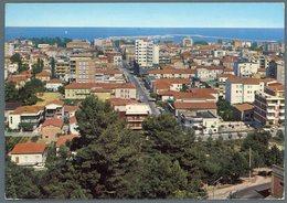 °°° Cartolina N. 70 Giulianova Panorama Viaggiata °°° - Teramo