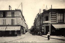 94 - CHOISY-le-ROI - La Rue Du Pont / Cinéma PATHÉ  / TBE - Choisy Le Roi