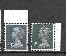 24/05 Victoria Bicentenary - Loose Machins (2) Ex Prestige Book - 1952-.... (Elisabeth II.)