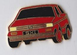 PIN S AUTOMOBILE SEAT IBIZA SXI - Badges