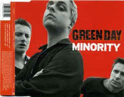 Green Day- Minority (4 Tracks Cdsingle) Australia - Hard Rock & Metal