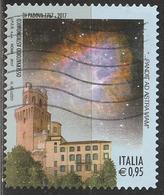 Italia 2017 - 0,95 Cent. Osservatorio Astronomico Di Padova - 2011-...: Usati