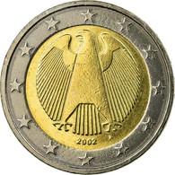 République Fédérale Allemande, 2 Euro, 2002, SUP, Bi-Metallic, KM:214 - Allemagne