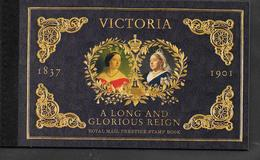 GREAT BRITAIN 2019  - Prestige Bk  Victoria Bicentenary   (SEE NOTES B4 Bidding) - Booklets
