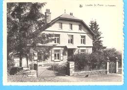 Louette-Saint-Pierre(Gedinne)+/1935-Le Presbytère-Edit.Hôtel Motor -Prop.M.Schelbach, Louette St.Pierre - Gedinne