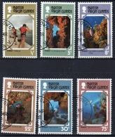 British Virgin Islands 1978 Queen Elizabeth Set Of Stamps Celebrating Tourism. - British Virgin Islands