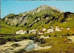 CP De STUBEN Am Arlberg Mit Flexenstrasse - Vorarlberg . - Stuben