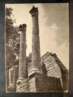 (FG.O57) VOLTERRA - TEATRO ROMANO, SCAVI - ALBERGO RISTORANTE ETRURIA (PISA) NV - Pisa