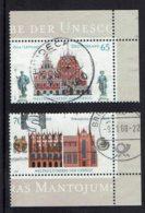BRD, 2007, MiNr 2614,2615, Gestempelt - [7] République Fédérale