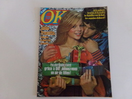 "Revue "" Ok "" N° 154, 1978, Polnareff, John Travolta, Michel Sardou, Carlos ... - People"